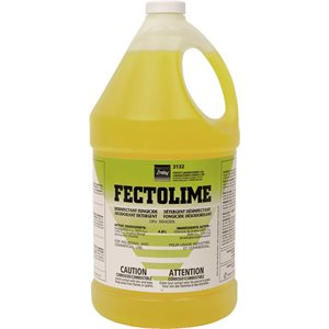 FECTOLIME - Détergent-désinfectant fongicide désodorisant