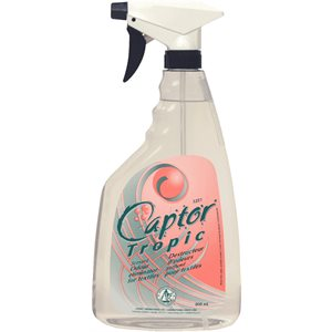 CAPTOR TROPIC - Scented odour eliminator for textiles