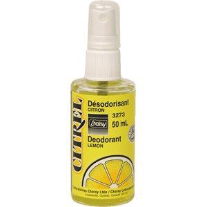 CITREL - Concentrated air deodorant. Fragrance: lemon