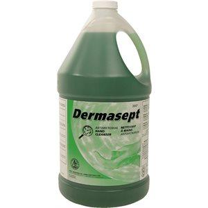 DERMASEPT - Nettoyant à mains antimicrobien 3,8L