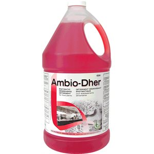 AMBIO-DHER - Enzymatic degreasing detergent for food plants