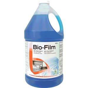BIO-FILM® - Biotechnological treatment for grease traps and drain pipes 3,8 L