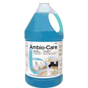 AMBIO-CARE - Natural treatment to inhibit odours in the bathrooms