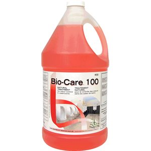 BIO-CARE® 100 - Natural treatment to inhibit odours in the bathrooms