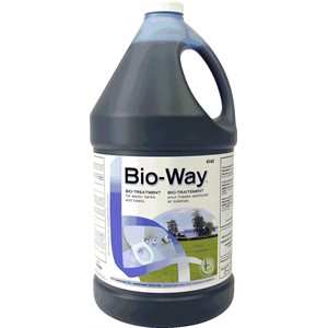 BIO-WAY® - Biotechnological treatment for septic tanks and toilets