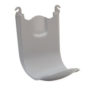 Shield' floor and wall protector for TFX dispensers