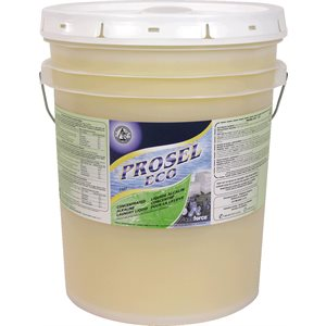 PROSEL ECO - Concentrated alkaline liquid for laundry in hot or cold water