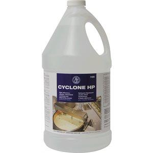 CYCLONE HP - Nettoyant dégraissant alcalin chloré assainissant 3,8 L