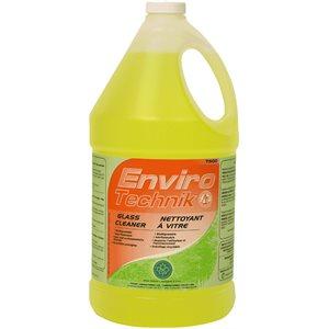 ENVIRO-TECHNIK - Glass and non-porous surface cleaner