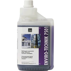 ENVIRO-TECHNIK - Concentrated glass cleaner
