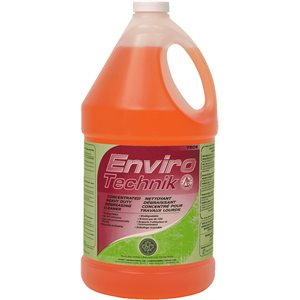 ENVIRO-TECHNIK - Concentrated heavy duty degreasing cleaner