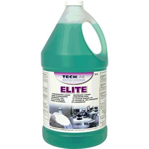 ELITE - manual dishwashing liquid detergent