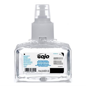 GOJO LTX-7 Antibacterial foam handwash Triclosan liquid 1200ml 2 / box