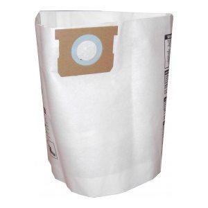 HEPA microfilter bags for Shop Vac vacuum cleaner 5 to 8 gal - pkg / 3