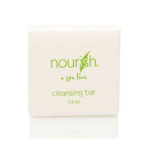 1,5oz 'Nourish' square soap 200 / cs