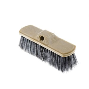 """Brosse a vitres 4""""x 10""""x 3"""" crin synthétiques"""