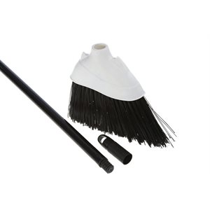 Rite-Angle' 10''x 4'' Lobby broom 48'' handle