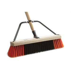 Professional' Coarse sweep 24'' push broom