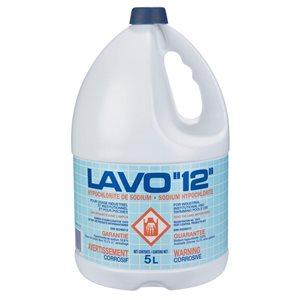 Javel water 12% 3 X 5L