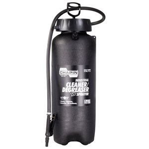 CHAPUN plastic 3 gal sprayer for cleaner / degreaser