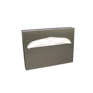 Toilet seat cover dispenser stainless steel