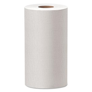 Essuie-tout blanc WYPALL x60 en rouleaux 12 / bte