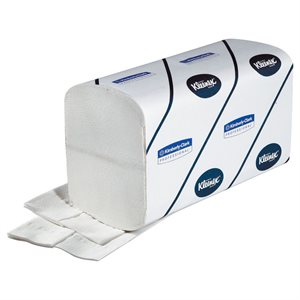 Hand towels Kleenex 94s - 30 / cs