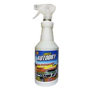 Nettoyant-cire pour véhicule AUTODRY sans eau 800ml