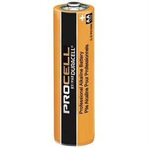 PROCELL professionnal 'AA' alkaline batteries 24 / box