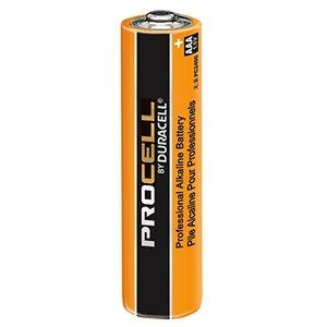 PROCELL professionnal 'AAA' alkaline batteries 24 / box