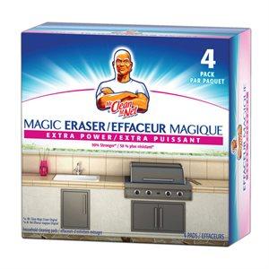 Effaceur magique MR. CLEAN 4 / bte