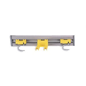 """Accessory holder kit with 3 hooks 18"""""""