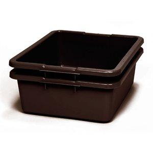Bac de storage 7.125gal brun