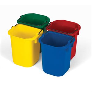 5quart disinfecing pails 4 / pk