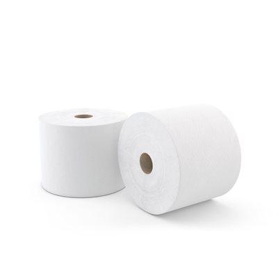 Perform™ High Capacity Bath Tissue for Tandem, 1110 Sheets, White 2-ply - 24 / cs