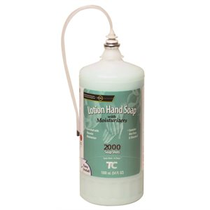 Recharge de Savon a main avec hydratant 800 ml